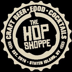 hop shoppe logo